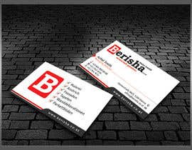 #70 for Design for BusinessCard and Letterhead af kreativedhir
