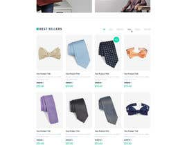 Nro 9 kilpailuun Design a Website Mockup käyttäjältä ideafactory421