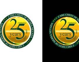 Amnaq tarafından 25th anniversary school logo için no 1
