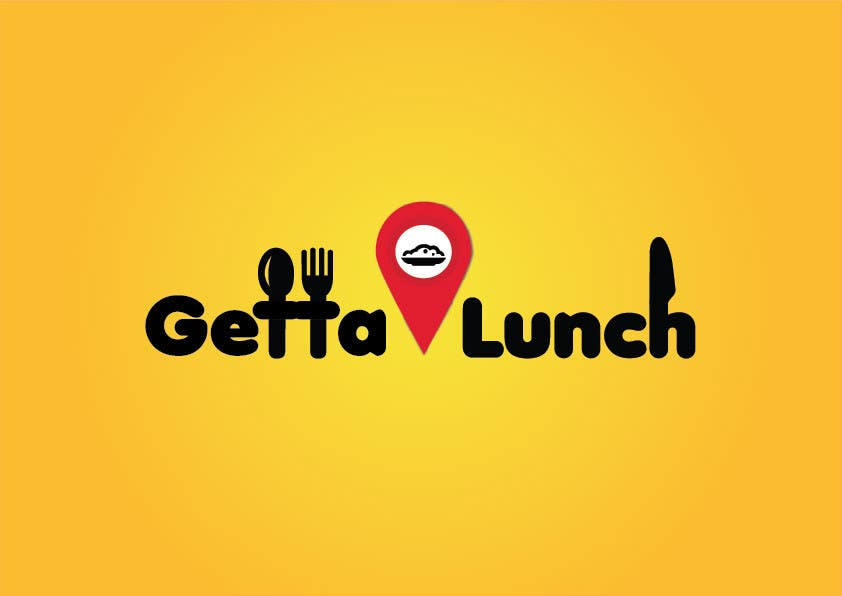 Contest Entry #23 for Design a Logo for GettaLunch!