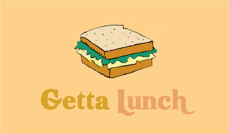 Contest Entry #27 for Design a Logo for GettaLunch!
