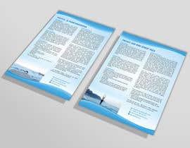 Nro 15 kilpailuun Design a brochure: private yoga teaching käyttäjältä andraakkir