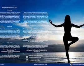 UmaGuru tarafından Design a brochure: private yoga teaching için no 6