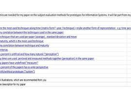 sriswarup tarafından Descriptive statistics on existing data için no 2