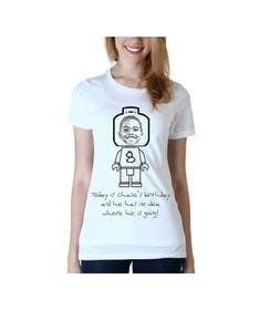 ozafebri tarafından Custom T shirt design -- 4 için no 6