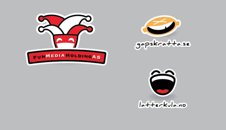 Penyertaan Peraduan #19 untuk Three logos