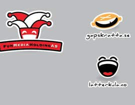 #19 para Three logos por DavidClarkDesign