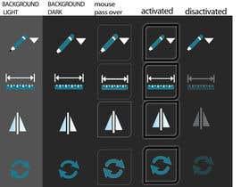 jhosser tarafından Create 10 vectorials CAD icons için no 12