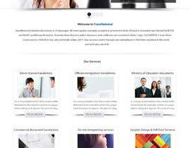nº 21 pour I need you to build me a wordpress website. par usaart