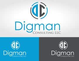 Nro 77 kilpailuun Design a Logo for Digman Consulting LLC käyttäjältä mwarriors89