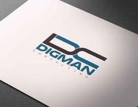 Nro 72 kilpailuun Design a Logo for Digman Consulting LLC käyttäjältä alom33