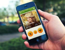 layaweek tarafından Make an App Mockup / reimagine existing app that lets you meet new people için no 2