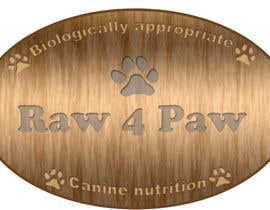 andreeagh90 tarafından Develop a Corporate Identity for Raw Pet Food Company için no 32
