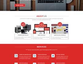 Nro 4 kilpailuun Design Website käyttäjältä husainmill