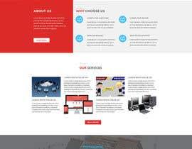 Nro 5 kilpailuun Design Website käyttäjältä husainmill