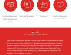 Nro 7 kilpailuun Design Website käyttäjältä grapkisdesigner
