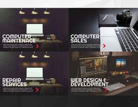 Nro 2 kilpailuun Design Website käyttäjältä semir1990