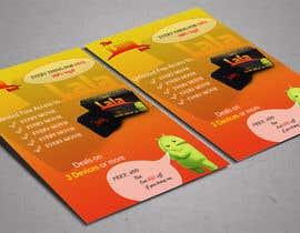 Nro 2 kilpailuun Design A Flyer For My Streaming Device käyttäjältä sanratul001