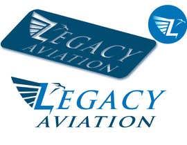 Nro 35 kilpailuun Design a Logo for airplane company. käyttäjältä savadrian