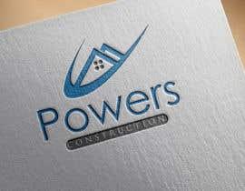 Nro 69 kilpailuun Design a Modern Logo for Powers Construction käyttäjältä mwarriors89