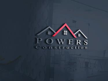 kaasker tarafından Design a Modern Logo for Powers Construction için no 63