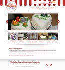 Graphic Design Contest Entry #51 for Wordpress Theme Design for Melanies Amazing Cakes