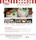 Graphic Design Inscrição do Concurso Nº51 para Wordpress Theme Design for Melanies Amazing Cakes