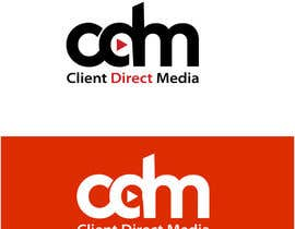 llewlyngrant tarafından Logo for clientdirectmedia.com -- 2 için no 24