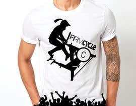 Nro 4 kilpailuun FirmCycle T-shirt design käyttäjältä tengkushahril
