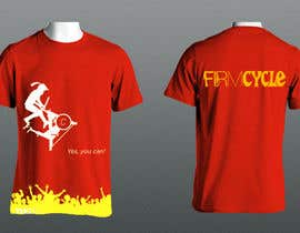 klimbachiya tarafından FirmCycle T-shirt design için no 2