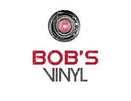 Nro 25 kilpailuun Vinyl Record Store Logo käyttäjältä rajibdu02