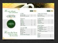 Graphic Design Inscrição do Concurso Nº48 para Stationery Design for First taste Coffee