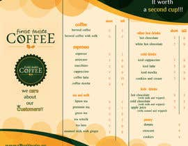 #37 for Stationery Design for First taste Coffee by aditan