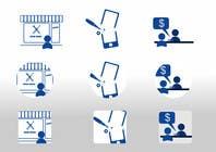 Graphic Design Entri Peraduan #2 for Design Graphic Icons for Website