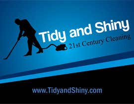 #21 for Design a Flyer for Tidy and Shiny Cleaning af linokvarghese