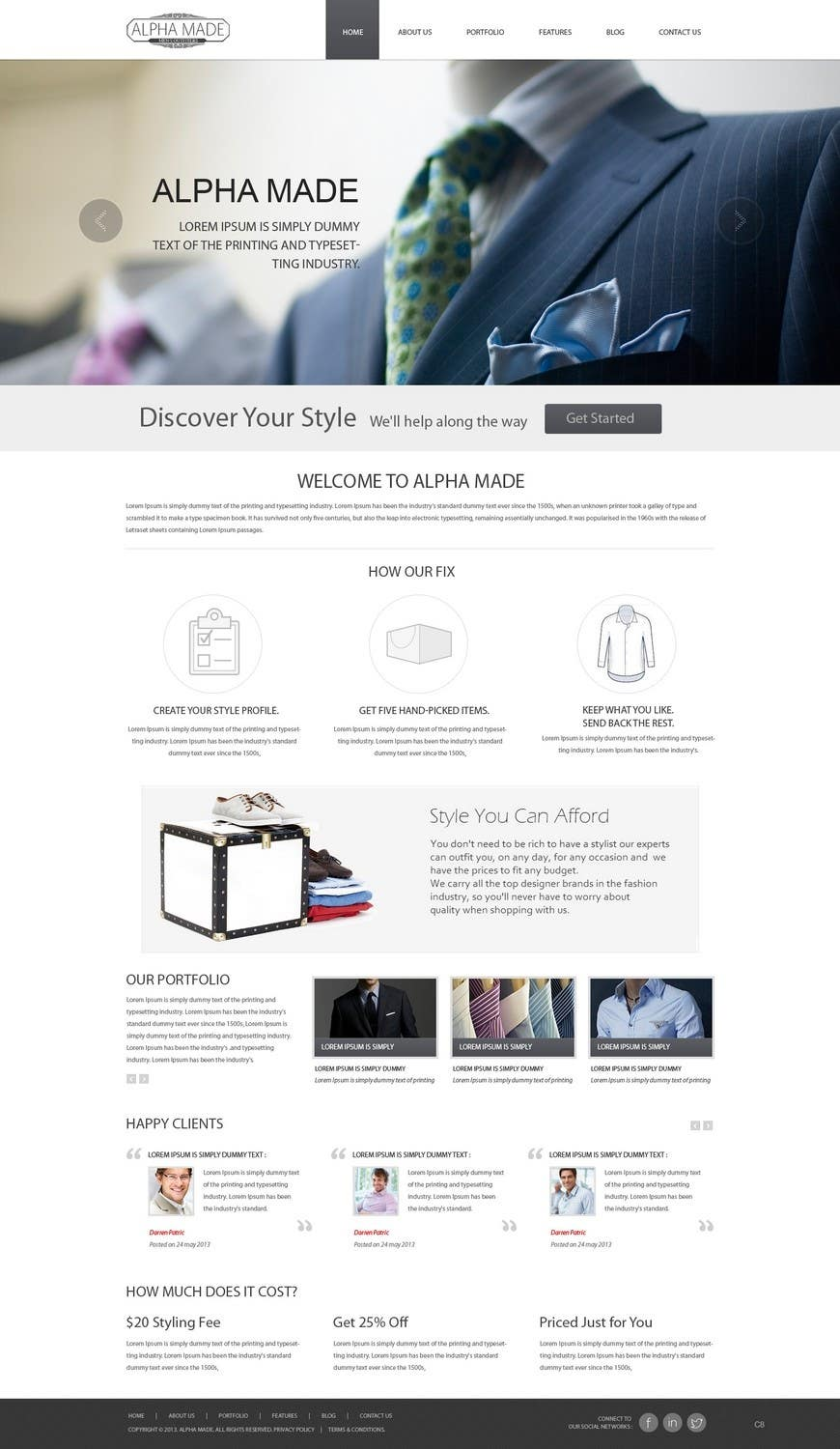 #32 for Web Designer by usaart
