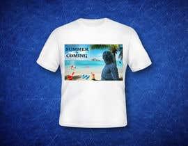 Nro 60 kilpailuun T Shirt Summer Design käyttäjältä Exer1976