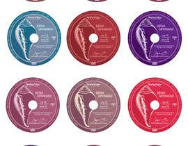 #17 cho 5 Color variations for an existing CD cover/label bởi dworker88