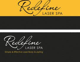 #21 para Design some Business Cards for a Laser Spa por kropekk