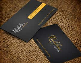 #35 untuk Design some Business Cards for a Laser Spa oleh pipra99