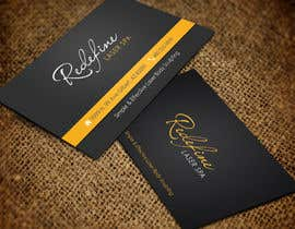 #36 para Design some Business Cards for a Laser Spa por pipra99