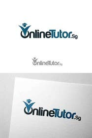 #74 for Design a Logo for OnlineTutor.Sg by SergiuDorin