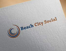 Nro 20 kilpailuun New Logo Graphics for BEACH CITY SOCIAL (in alignment with current brands) käyttäjältä maqer03