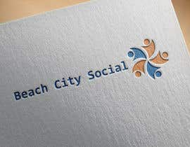 Nro 21 kilpailuun New Logo Graphics for BEACH CITY SOCIAL (in alignment with current brands) käyttäjältä maqer03