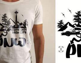 nobelahamed19 tarafından PNW Shirt design için no 17