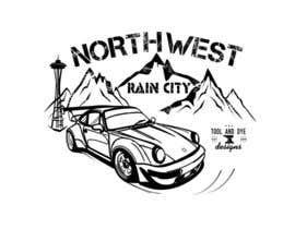 winkeltriple tarafından PNW Shirt design için no 42