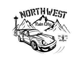 winkeltriple tarafından PNW Shirt design için no 43