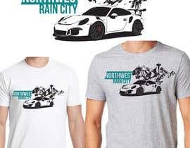 avanmaulana tarafından PNW Shirt design için no 10