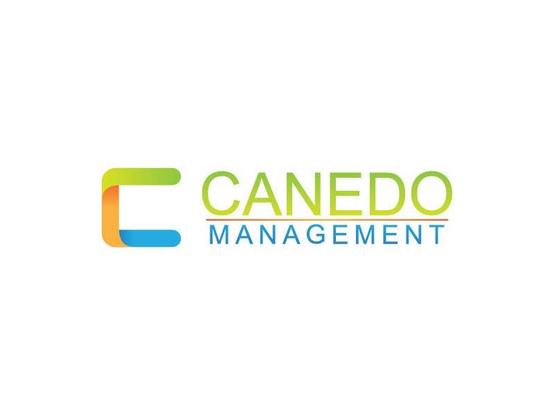 #75 for Design a Logo for Canedo Management by HammyHS