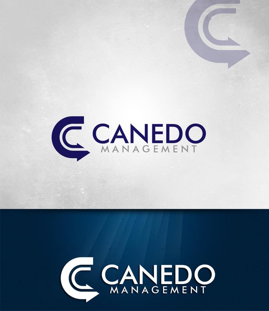 #4 for Design a Logo for Canedo Management by manuel0827